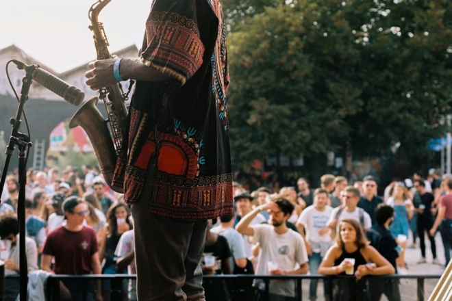 À La Rochelle, on célèbre l'afro-beat et l'afro-électro au festival Roscella Bay