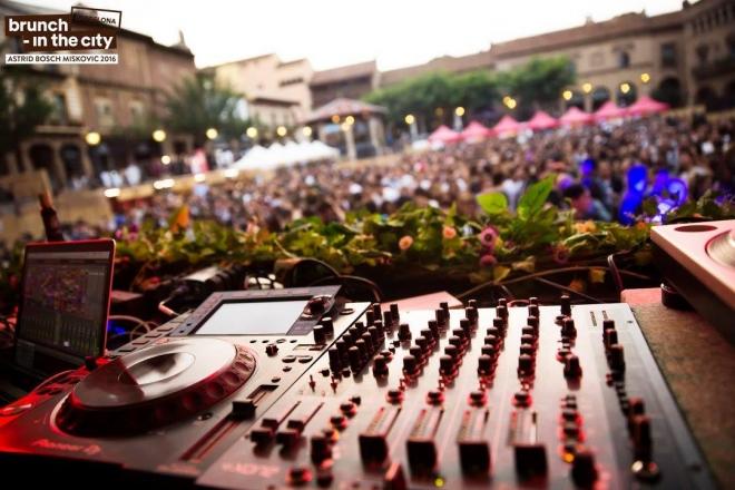 Le festival urbain Brunch in the City fait son retour à Barcelone