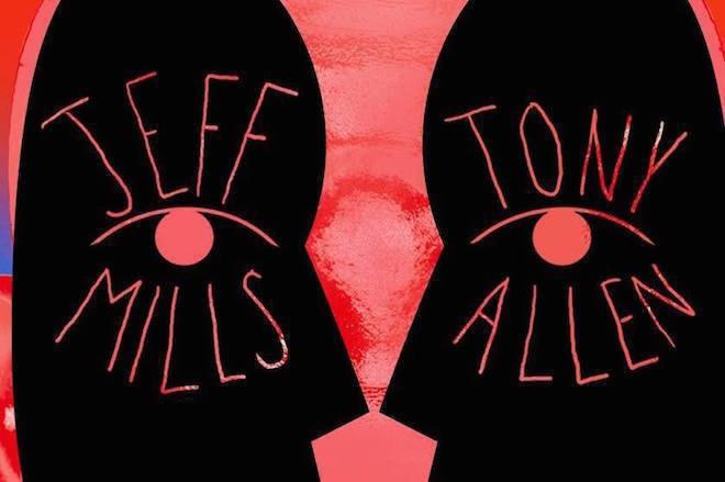 Suivez le live de Jeff Mills et Tony Allen ce soir sur Arte