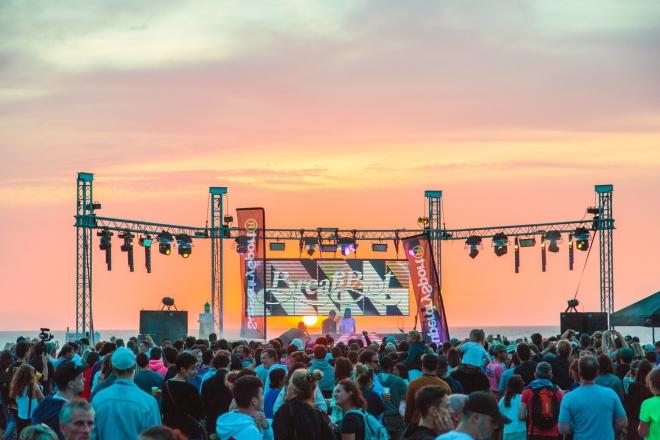 Mezerg rejoint I Hate Models, Anetha et Mad Rey pour 4 jours de fête au Little Festival