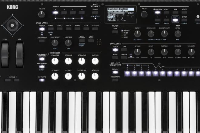 """Korg sort un nouveau synthé """"intelligent"""" successeur des fameux Wavestation"""