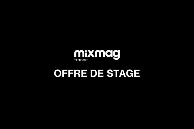 Mixmag recrute : Assistant·e community management et production [Stage]