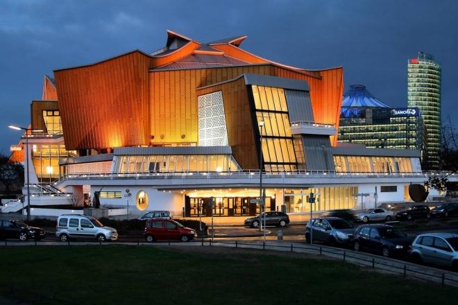 La philharmonie de Berlin accueille un festival de musique électronique pour la première fois