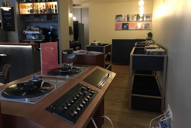 Bordeaux s'offre un nouveau restaurant dédié au vinyle