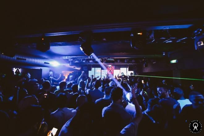 Marseille : Le One again Club reçoit MDRNTY avant l'embarquement
