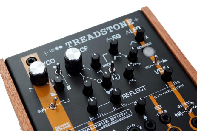 Analogue Solutions annonce la sortie de son nouveau synthé compact Treadstone