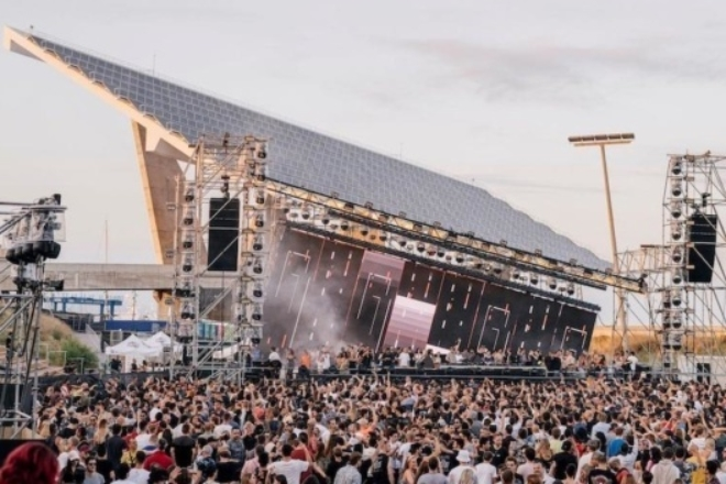 Barcelone: Afterlife, Diynamic et Ricardo Villalobos curateurs d'un festival sur un immense dancefloor en open air