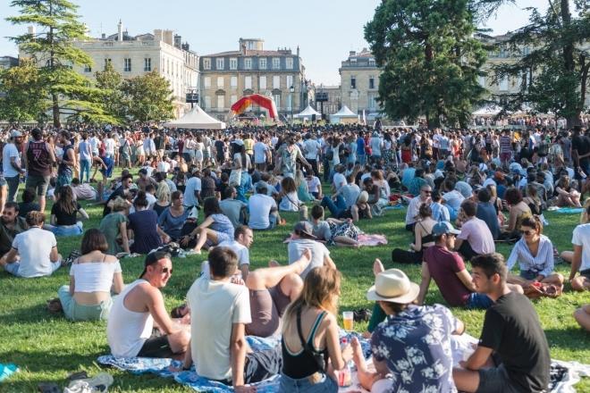 À Bordeaux, Harvey Sutherland présentera son live exclusif dans un parc somptueux