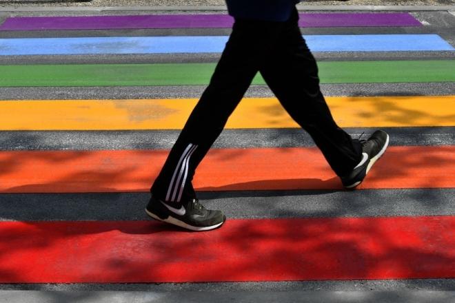 Marche des Fiertés : Anne-Hidalgo répond aux actes de vandalisme homophobes dans le Marais