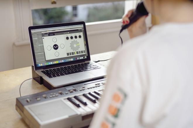 Une petite révolution pour la MAO, Dubler Studio transforme votre voix en contrôleur MIDI