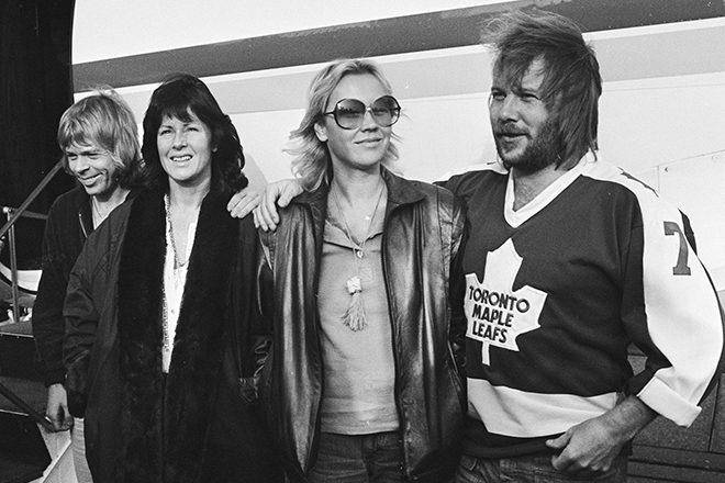 ABBA fait son retour après 35 ans d'absence