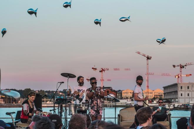 Bordeaux : les grooves des quatre coins du monde se rencontrent à Ahoy !