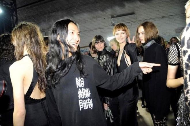 Alexander Wang abandonne le podium pour la rave à la fashion week de New York