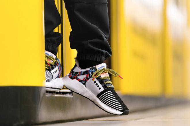 Les nouvelles Adidas permettent de voyager gratuitement dans le métro berlinois