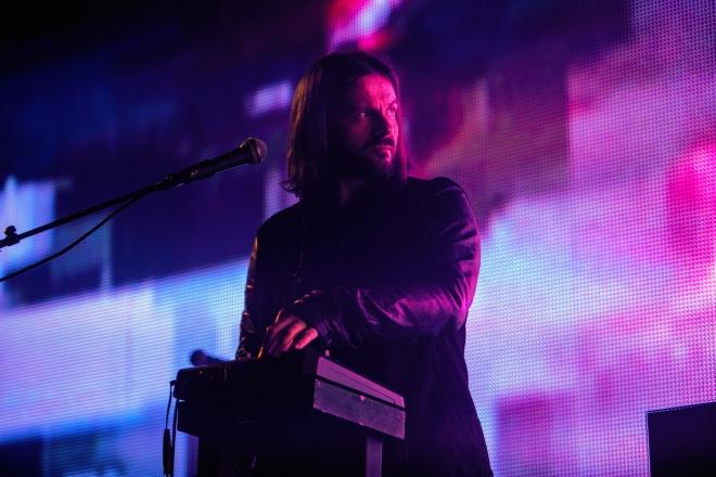 Alessandro Cortini s'est inspiré de vieux films cassettes pour son nouvel album