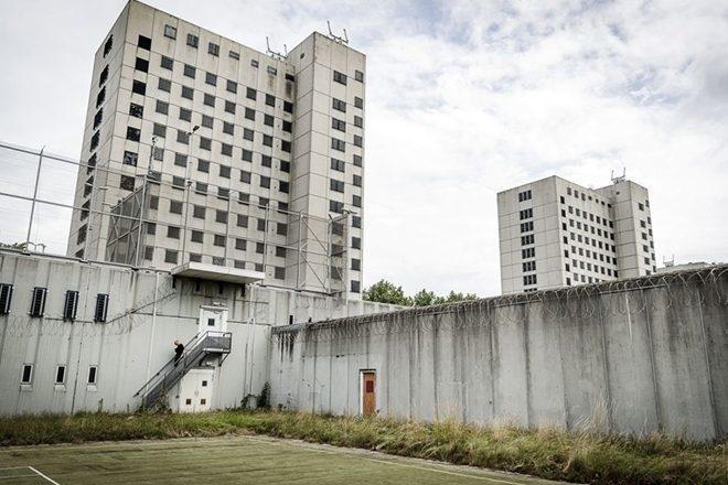Une ancienne prison d'Amsterdam convertie en club géant pour l'ADE