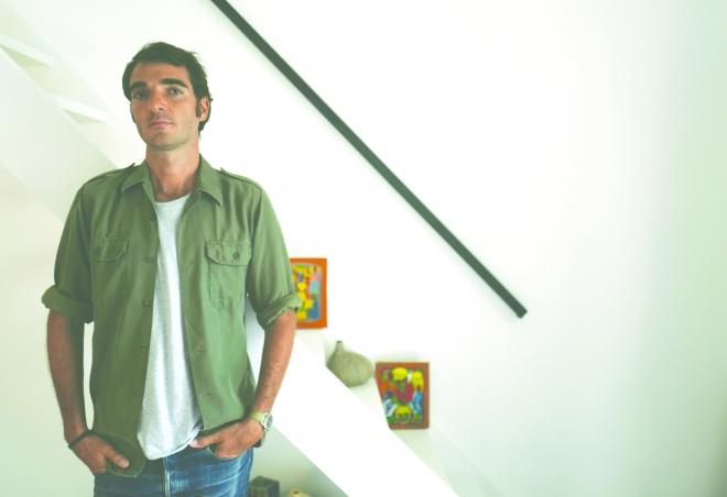 Arno E. Mathieu revient avec un second épisode de sa série d'EPs