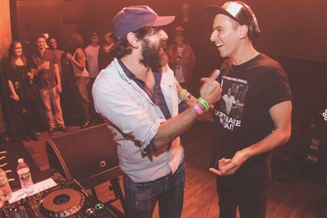 Mr Oizo et Boys Noize reforment leur duo Handbraekes sur Ed Banger