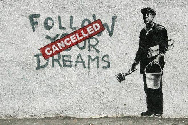 Goldie aurait-il accidentellement révélé la vraie identité de Banksy ?