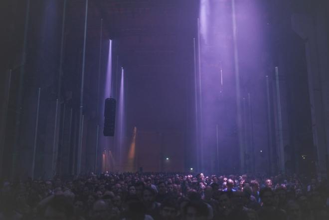 Berlin Atonal invite Trevor Jackson, DJ Deep, Varg et Pinch pour sa 5e édition