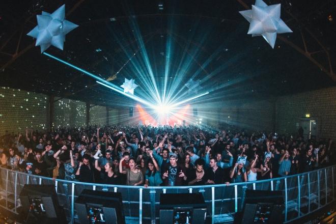 Cosmos et techno à l'honneur au Big Bang, le festival des Docks de Paris