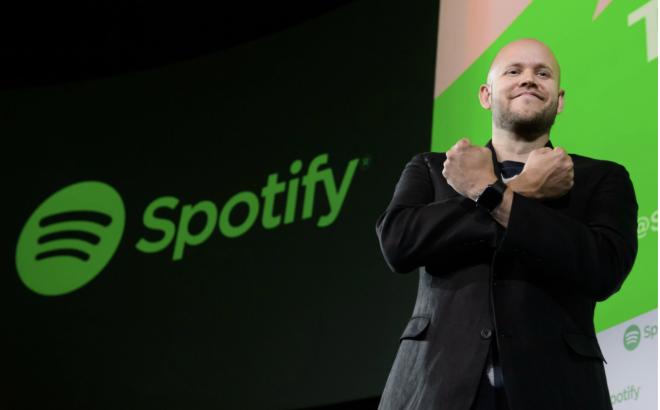 Spotify entre en bourse avec une valorisation à 20 milliards de dollars