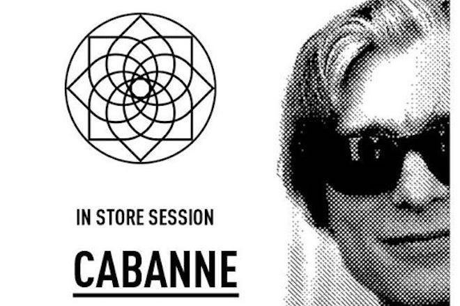 Yoyaku in store session invite Cabanne
