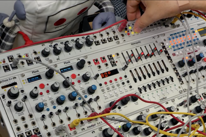 ​Intellijel sort Steppy, un nouveau séquenceur quatre pistes ultra performant