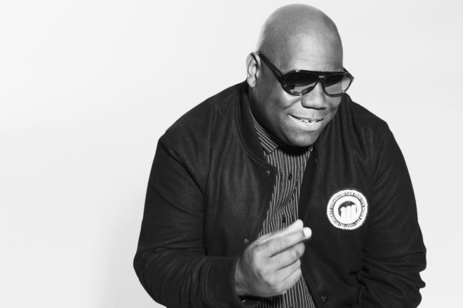 Steel Yard Londres: Carl Cox fera revivre ses résidences au Space Ibiza