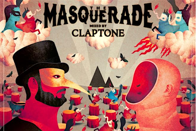 Claptone célèbre la house music plutôt deux fois qu'une...