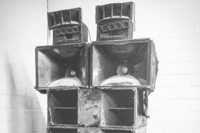 Participez à la restauration d'un des soundsystems les plus connus de Detroit