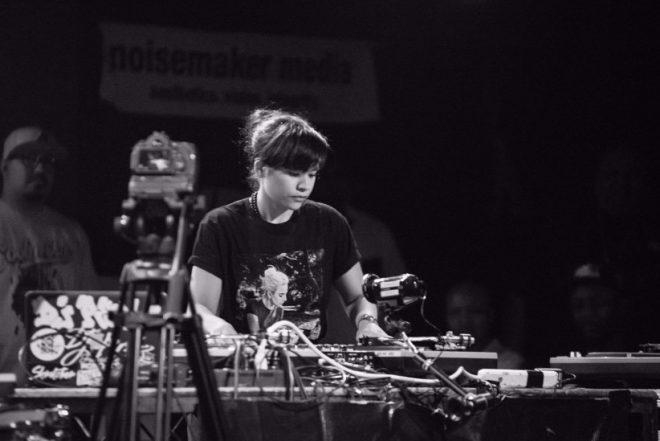 DJ Perly est la première femme à remporter le DMC World DJ Championships