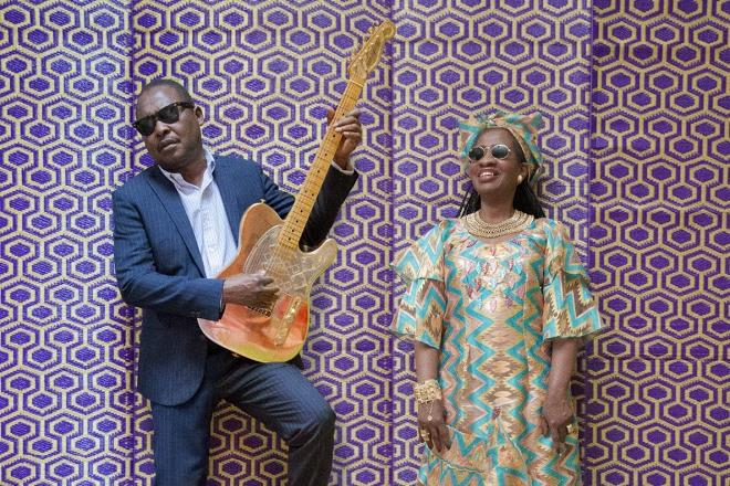 Première: Africaine 808 nous fait voyager avec un remix d'Amadou & Mariam