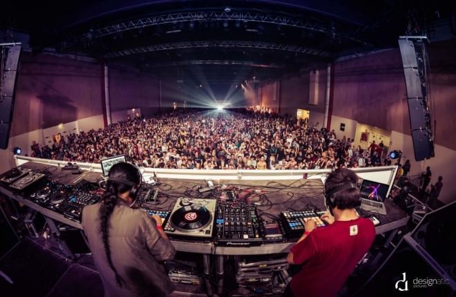 Dream Nation réveille les démons de la rave avec une armada d'artistes techno, bass music et trance