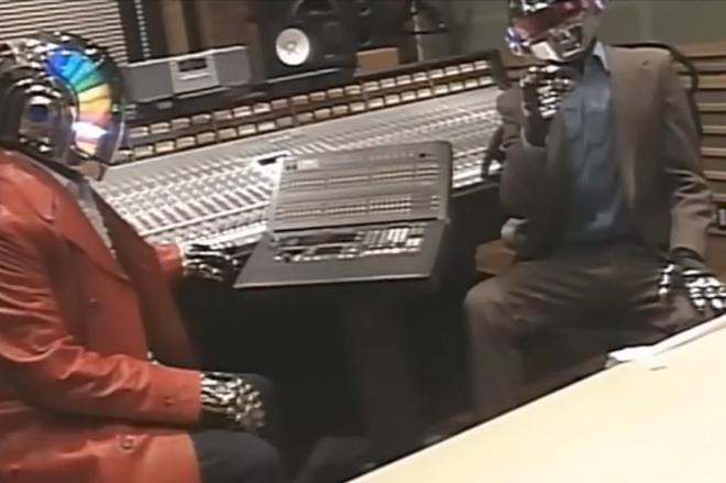 Archives : une interview de Daft Punk datant du début des années 2000