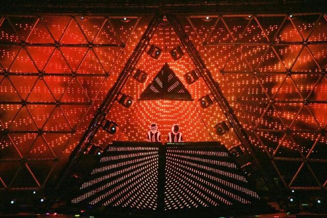Back to 2007 : revivez le show 'Alive' de Daft Punk complet avec cette vidéo HD
