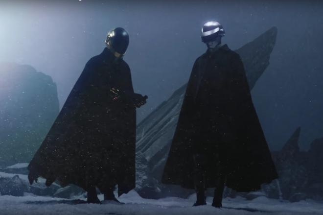 A voir: la nouvelle vidéo rétro sci-fi de Daft Punk et The Weeknd