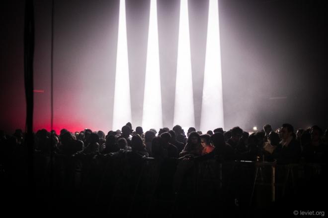 BNK fête ses 3 ans à Paris avec la plus grosse teuf techno-EBM de l'année