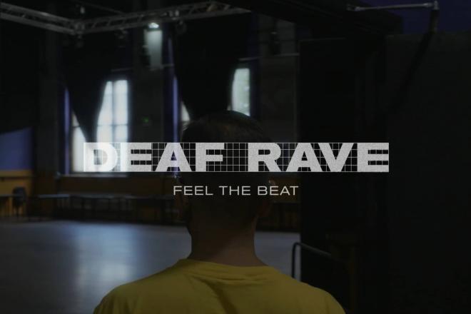 Deaf Rave: un film sur la fête des sourds et malentendants