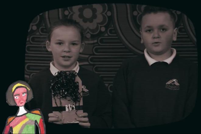 L'hommage de ces enfants à la pionnière du synthé Delia Derbyshire va vous faire fondre le cœur