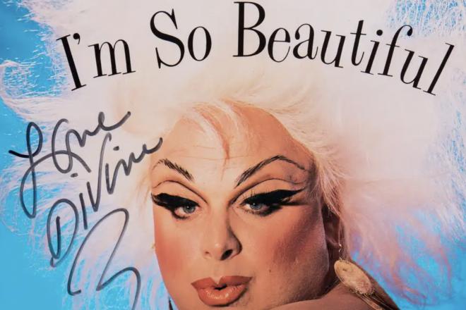 La légendaire drag queen Divine fait l'objet d'une expo virtuelle