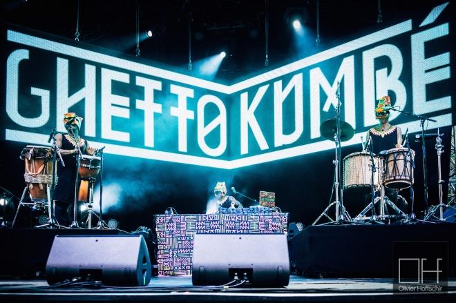 Live stream : Ghetto Kumbé, la déferlante house afro-colombienne aux TransMusicales
