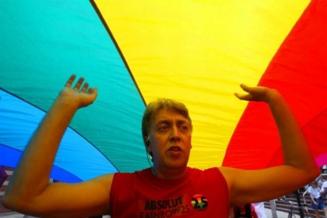L'artiste à l'origine de l'iconique drapeau arc-en-ciel LGBT nous a quitté