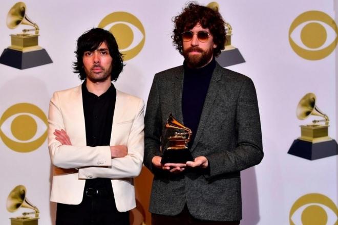 Justice remporte le Grammy Award du meilleur album Electro