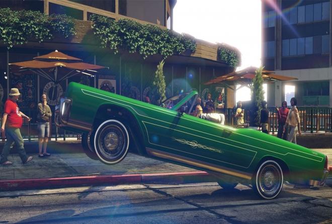 Cette série de 12 mixes rend hommage à la musique de Grand Theft Auto