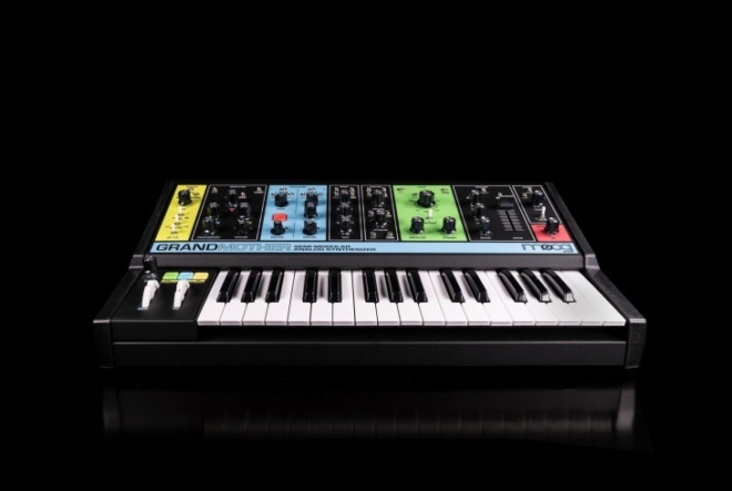 Vidéo : Moog dévoile The Grandmother, son nouveau synthétiseur rétro