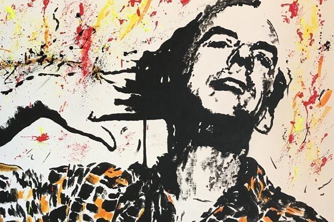 Une exposition de peinture célèbre les pionniers de la house à Londres et à Ibiza