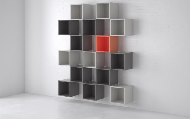 Avec sa nouvelle gamme d'étagères modulables, IKEA va faire le bonheur des collectionneurs de disques