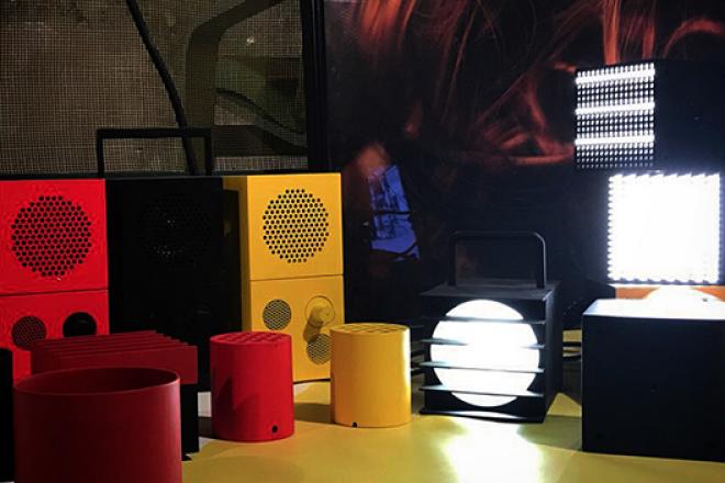 IKEA sort enfin sa collection DJ 'home party' avec son et lumière