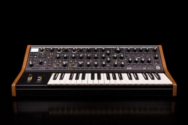 Découvrez les fonctionnalités du nouveau synthétiseur Moog